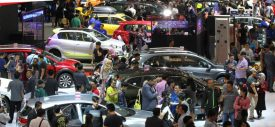 Indonesia International Motor Show Ditunda