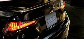 Lexus GS L10 Discontinue