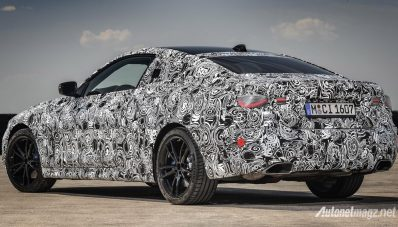 BMW Ungkap Spesifikasi BMW 4-Series Baru, Lebih Sip
