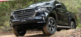 Fitur All New Mazda BT-50