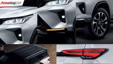 New Toyota Fortuner Dirilis : Ada Varian Legender, Tembus 820 Jutaan!