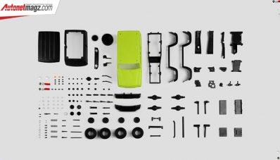 Bukan Mobil Asli, Xiaomi Rilis Jimny Versi Remote Control