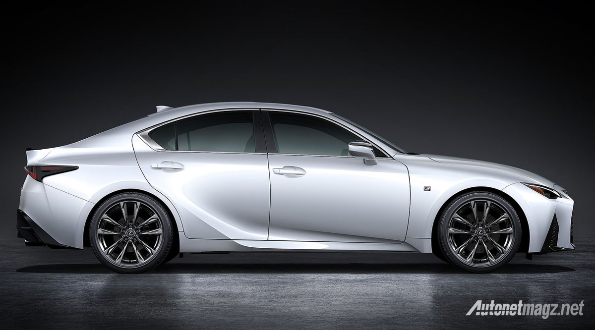 lexusis350fsport2021side – autonetmagz  review
