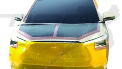 Wajah Depan Toyota Corolla Cross Bocor, Pakai Lampu C-HR?