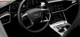 Sistem Infotainment All New Audi A6