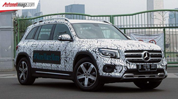 Mercedes Benz Glb Diuji Jalan Di Indonesia Segera Rilis Autonetmagz