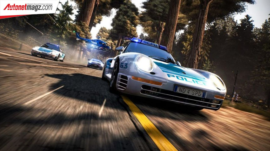 Berita, NFS Hot Pursuit Remastered: Need For Speed Hot Pursuit Remastered : Rilis 6 November!