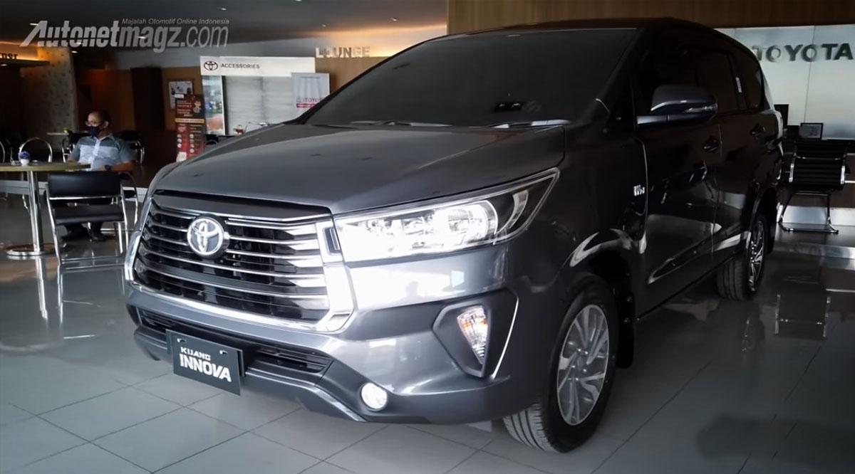 Kelebihan Kekurangan Toyota Kijang Innova G Murah Berkualitas