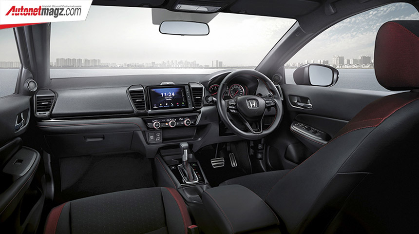 Interior Honda City Hatchback | AutonetMagz :: Review ...